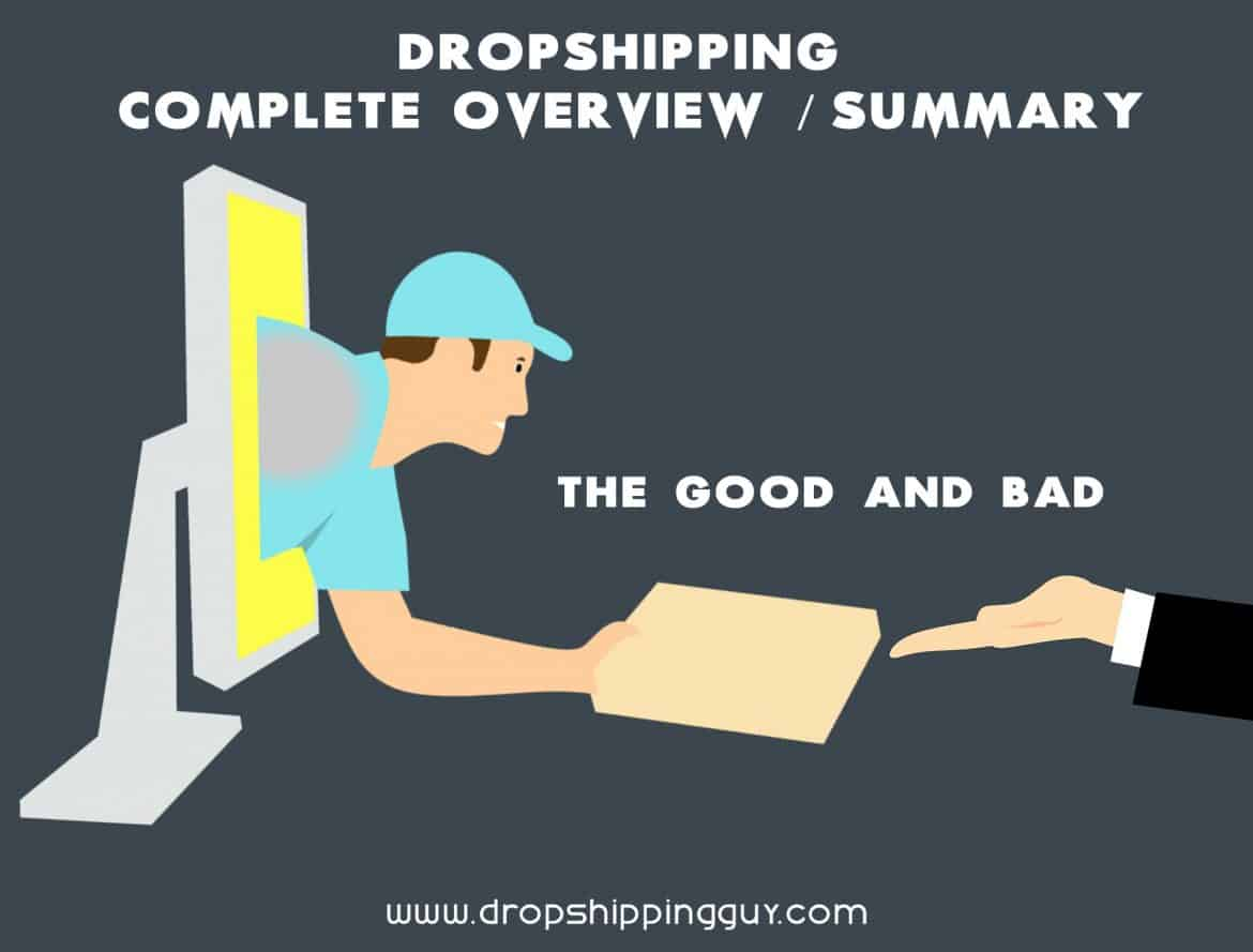 A Complete Summary of What Dropshipping is